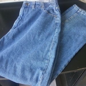 Lee Blue Jeans size 14